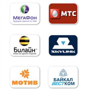Операторы сотовой связи Александровска-Сахалинского